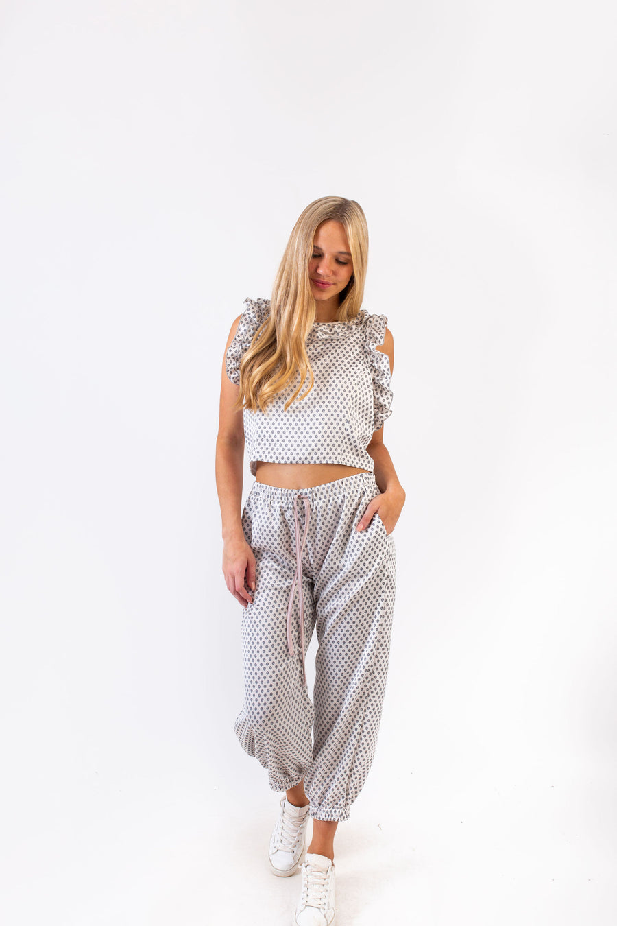 HUNTER PANTS NICKEL DIAMOND *LIMITED*EDITION*