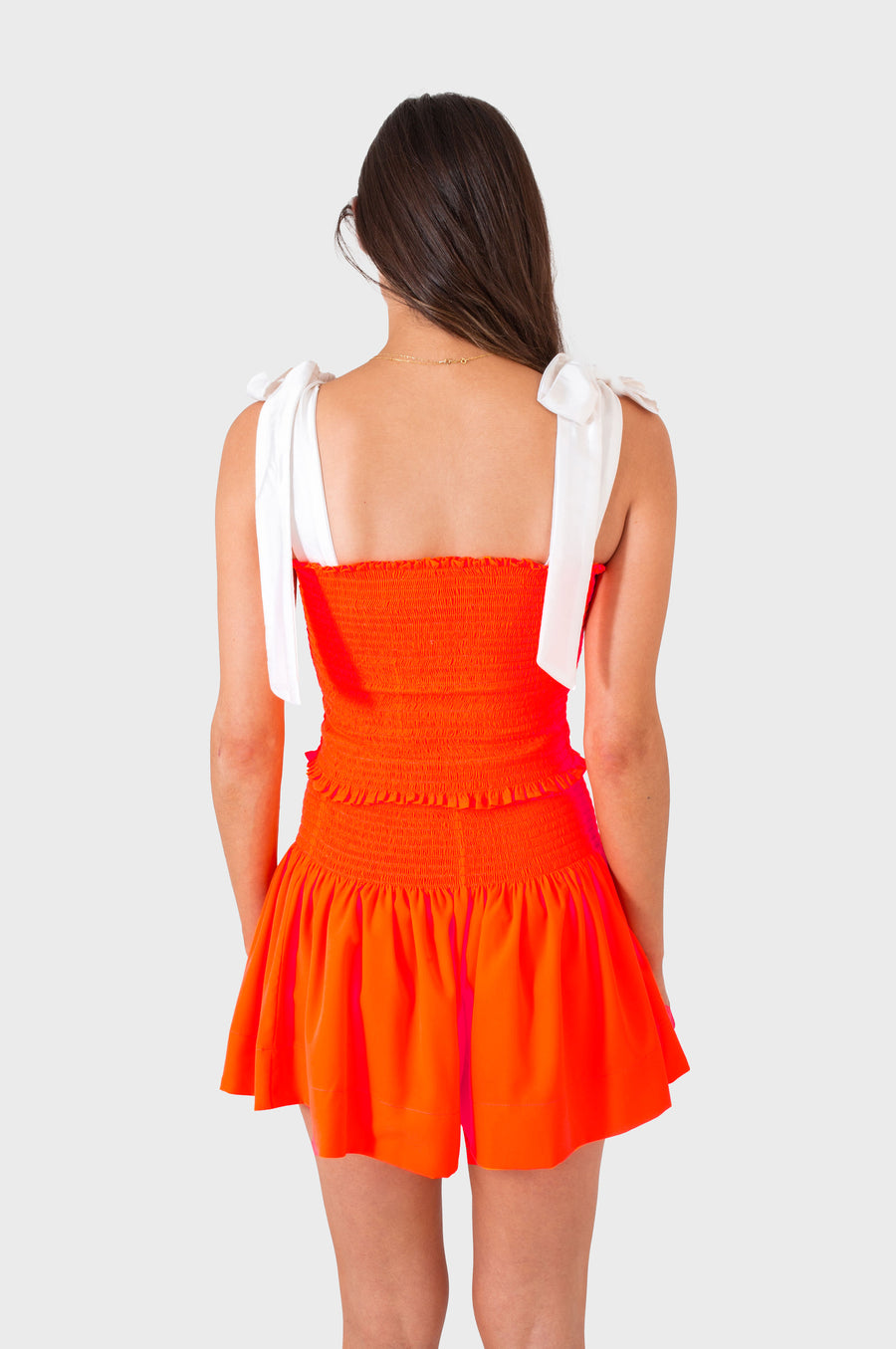 CECE TOP NEON ORANGE *LIMITED*EDITION*
