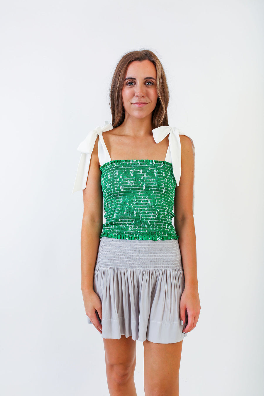 CECE TOP KELLY GREEN *LIMITED*EDITION*
