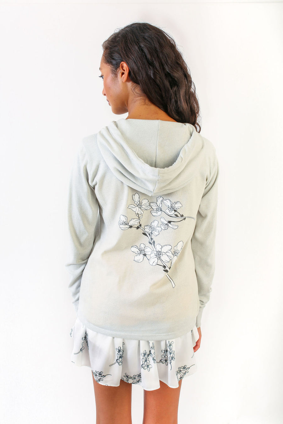 MORGAN SWEATSHIRT GREY *LIMITED*EDITION*