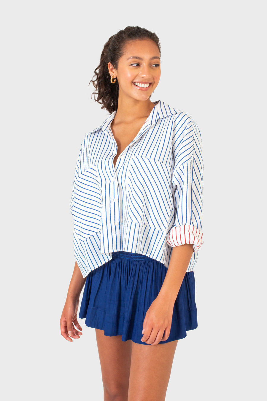 LYLE TOP AMERICAN STRIPE *LIMITED*EDITION*