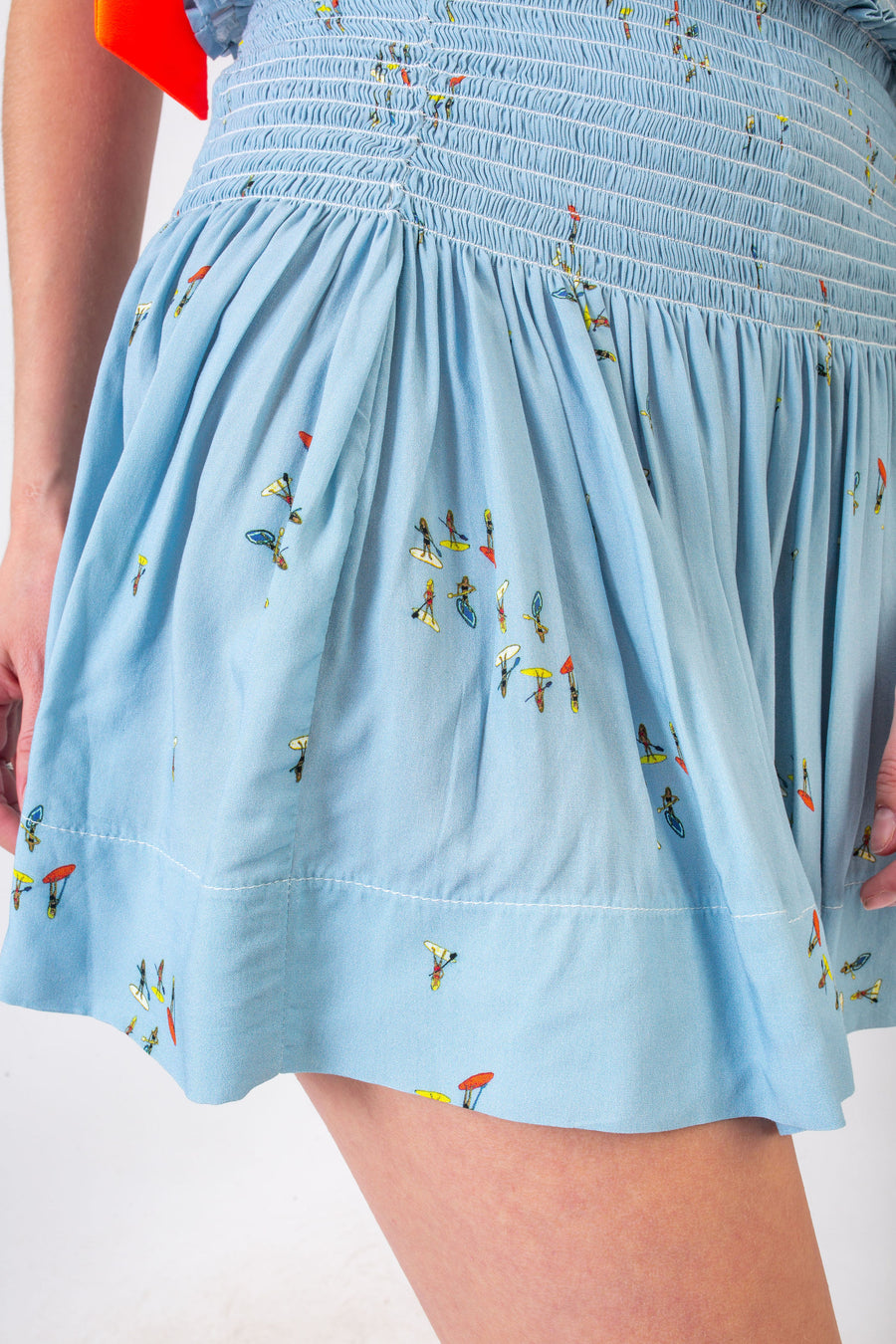 ERICA SKIRT OCEAN SURF *LIMITED*EDITION*