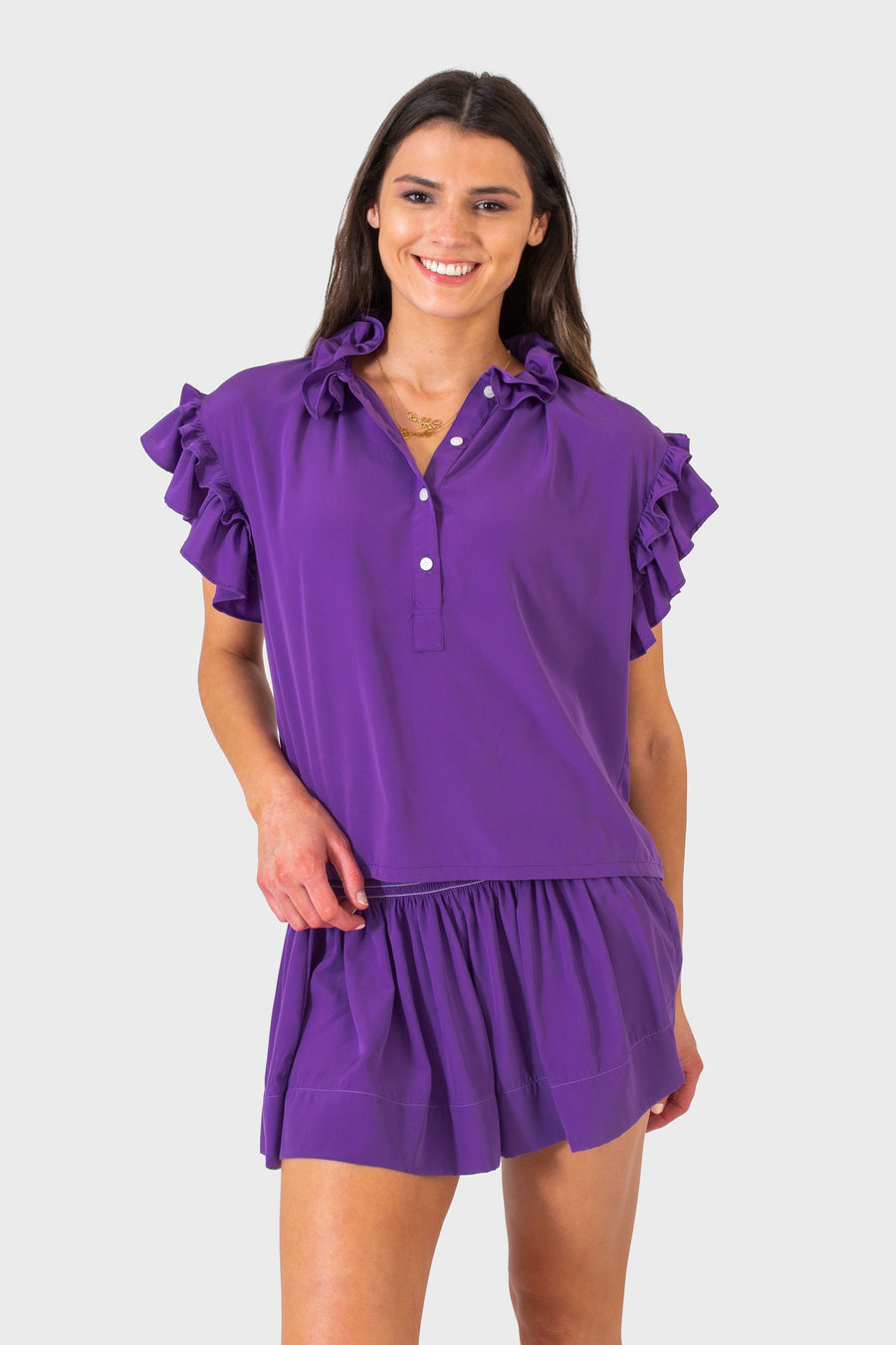 PIXIE TOP PURPLE *LIMITED*EDITION*