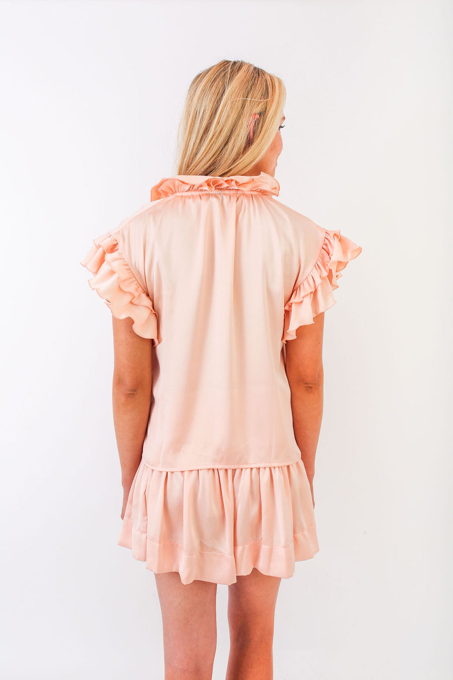 PIXIE TOP PEACH *LIMITED*EDITION*