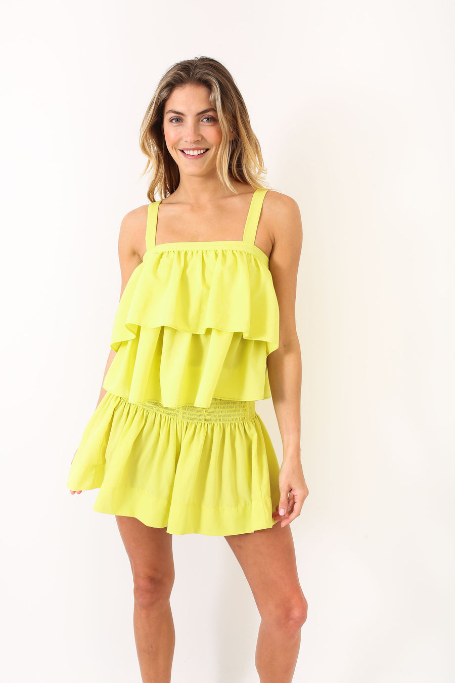 ERICA SKIRT CITRON *LIMITED*EDITION*