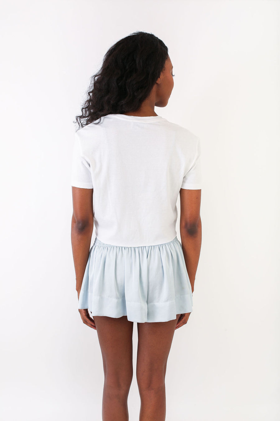 ERICA SKIRT PALE BLUE *LIMITED EDITION*