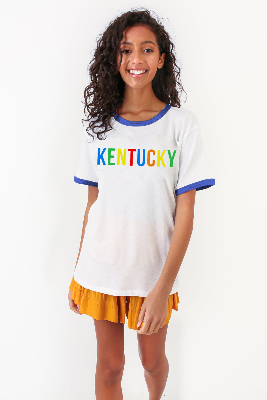 RINGER TEE KENTUCKY *LIMITED*EDITION*