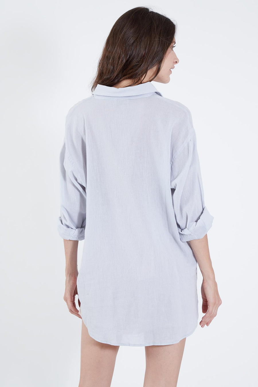VINCENT TUNIC HERON BLUE