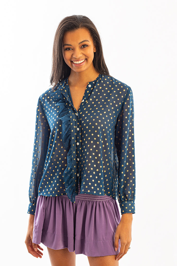 WILLOW TOP GOLD DOT