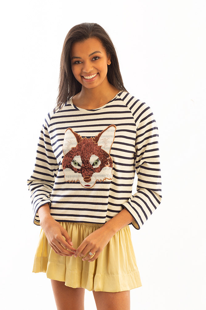 FLYNT SWEATER FOX *LIMITED*EDITION*