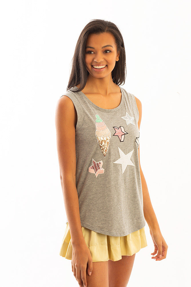 MARIE TEE SWEET STARS *LIMITED*EDITION*