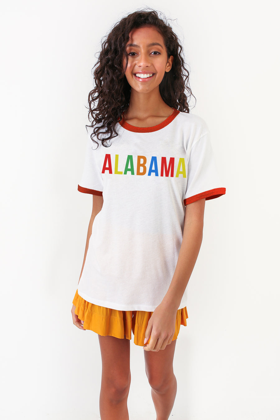 RINGER TEE ALABAMA *LIMITED*EDITION*