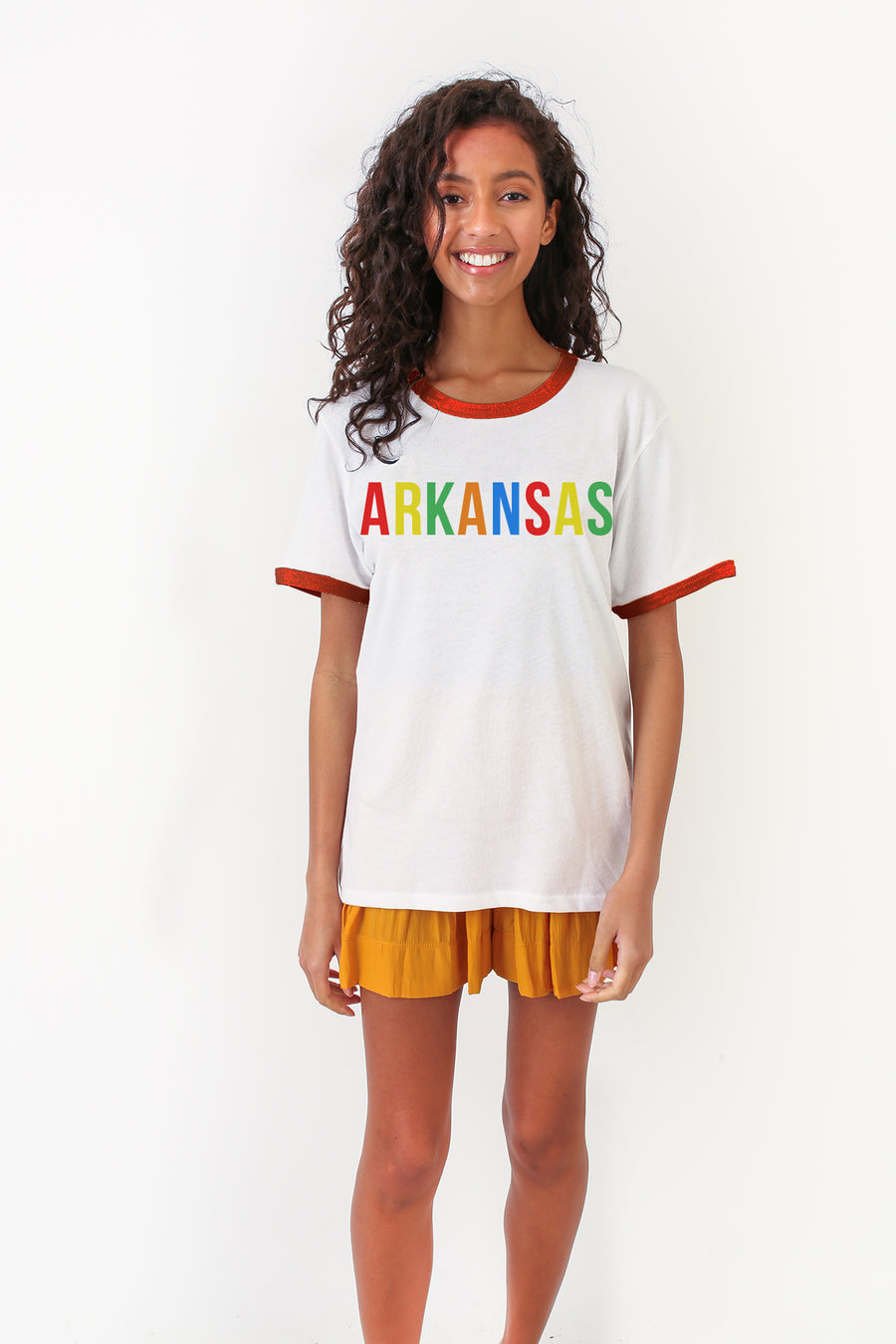 RINGER TEE ARKANSAS *LIMITED*EDITION*