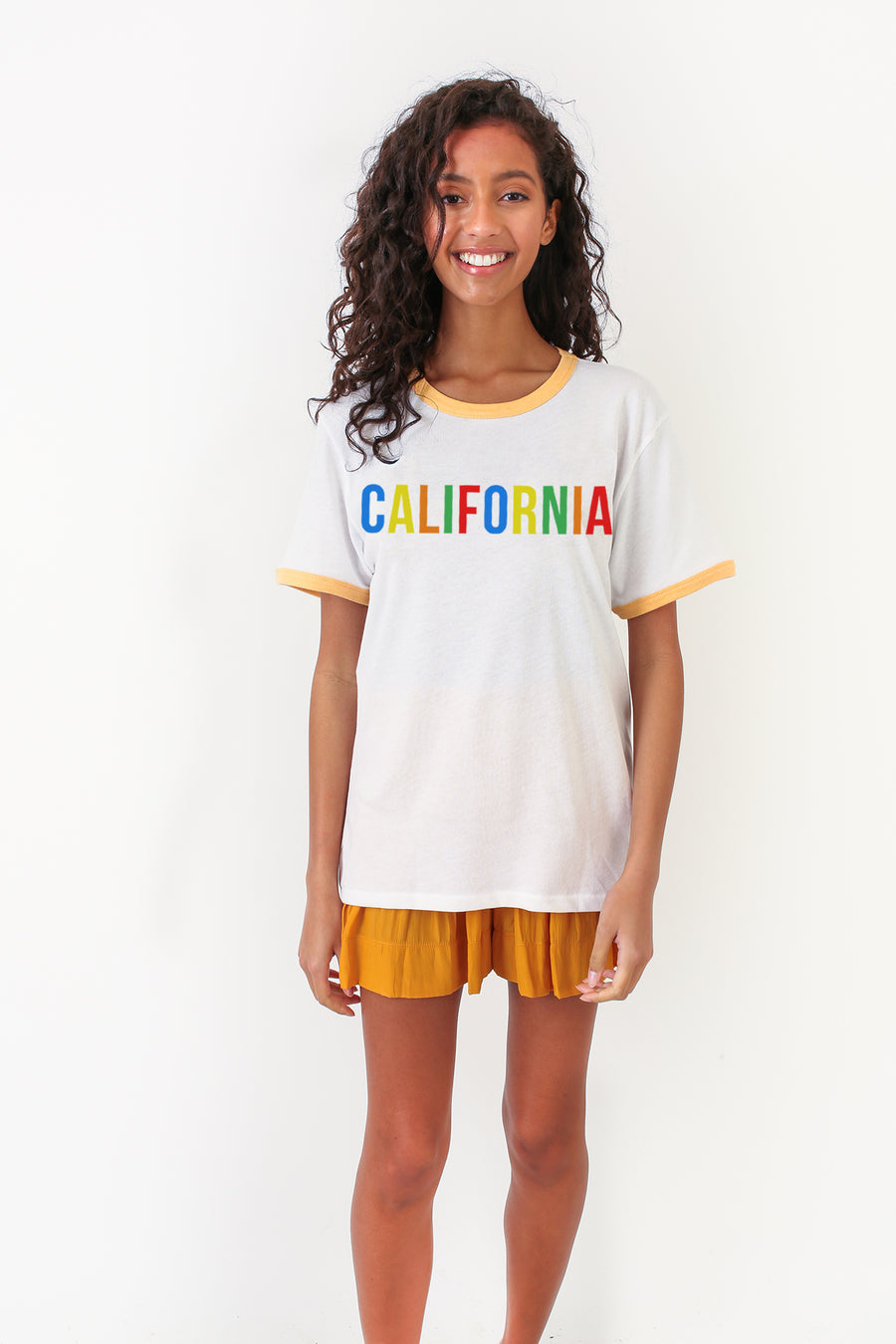 RINGER TEE CALIFORNIA *LIMITED*EDITION*