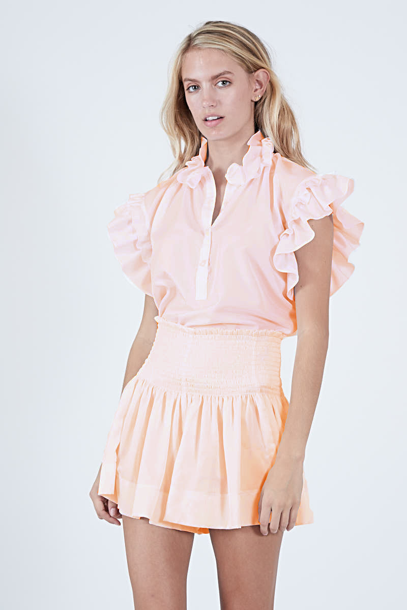 ERICA SKIRT PEACH *LIMITED*EDITION*