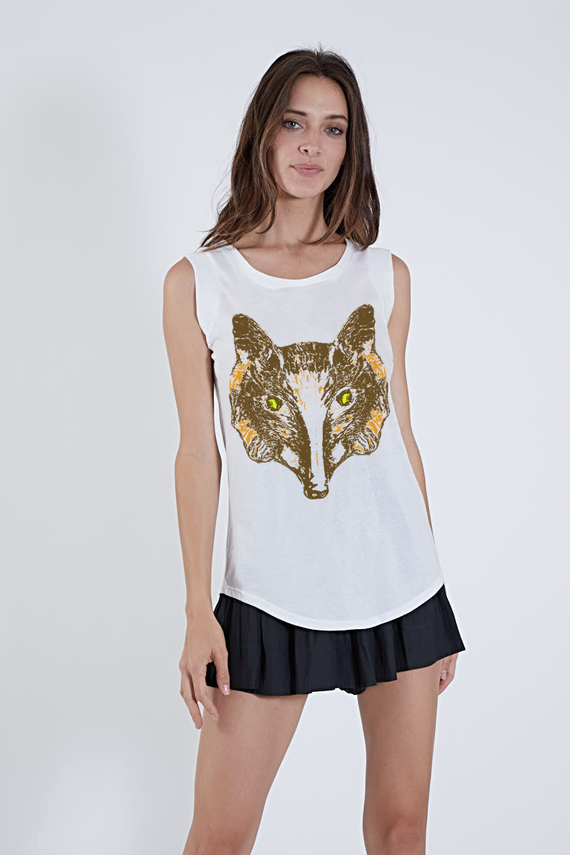 MARIE TEE BROWN FOX *LIMITED*EDITION*
