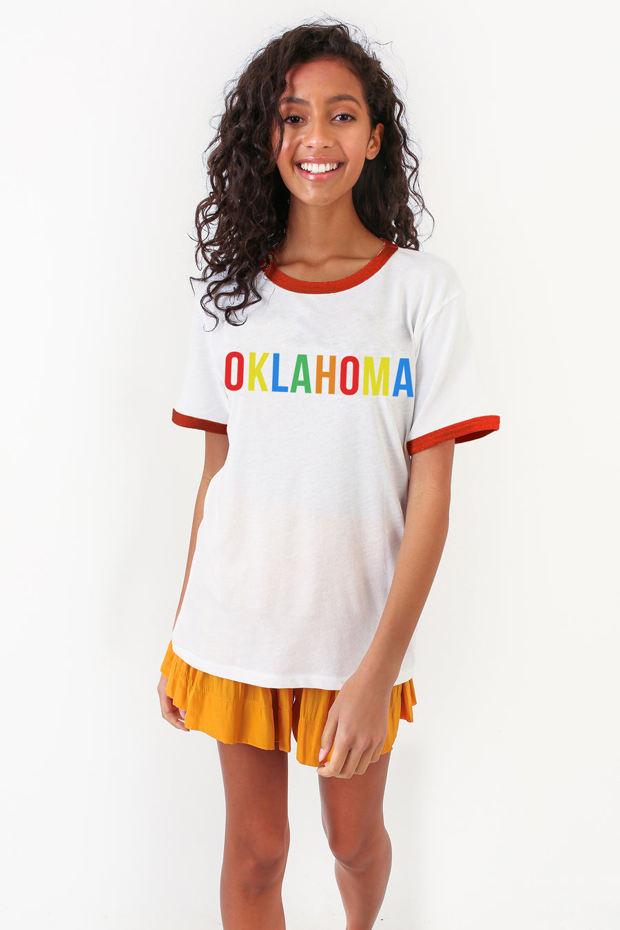 RINGER TEE OKLAHOMA *LIMITED*EDITION*