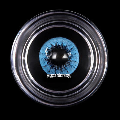Eyeshinning Crystal Ball Blue II Colored Contact Lenses