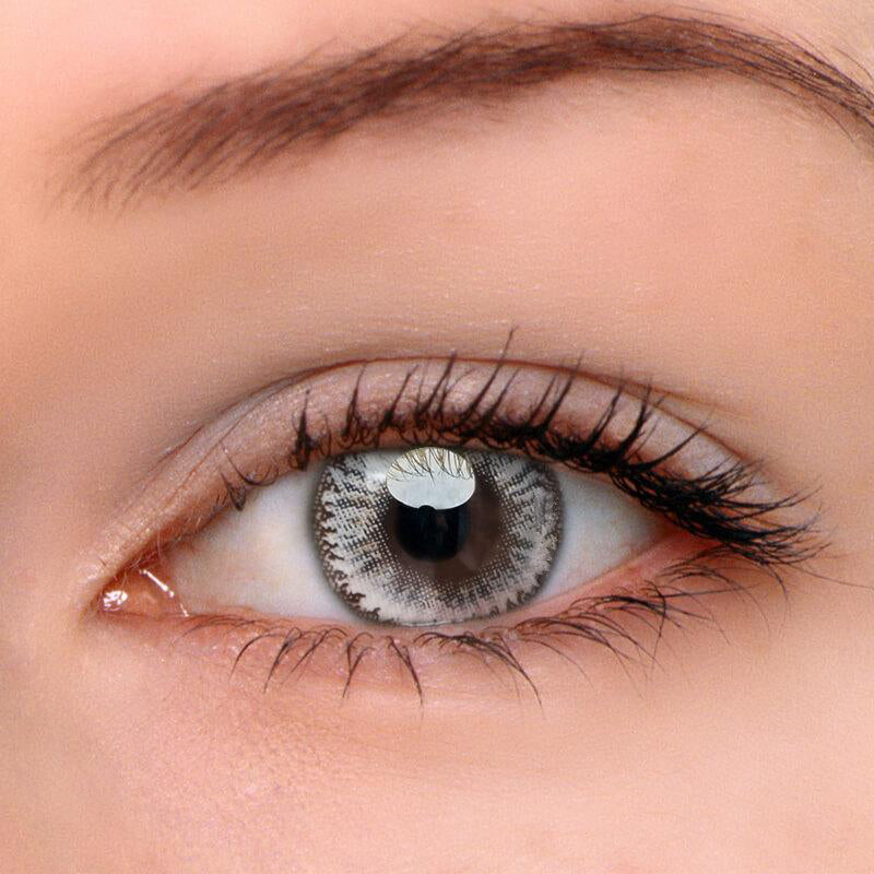 Eyeshinning Dodo Grey Colored Contact Lenses