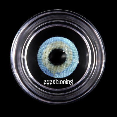 Eyeshinning Gaea Blue Colored Contact Lenses