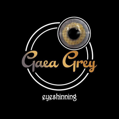 Eyeshinning Gaea Grey Colored Contact Lenses