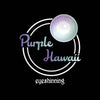 Eyeshinning Hawaii Purple Colored Contact Lenses