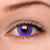 Eyeshinning Pure Purple Colored Contact Lenses