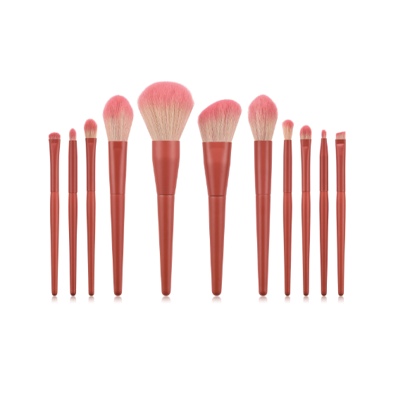 Eyeshinning Girl with a Pearl Earring 11 Piece Brush Set