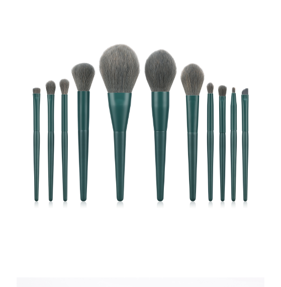 Eyeshinning Nymphéas of Monet 11 Piece Brush Set