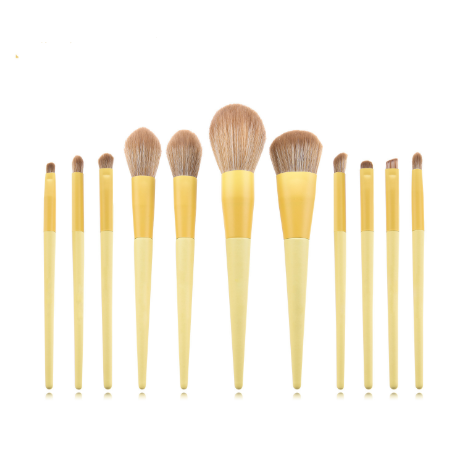 Eyeshinning Let's Picnic 11 Piece Brush Set