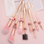 Eyeshinning Cardcaptor Sakura Makeup Brushes Set II