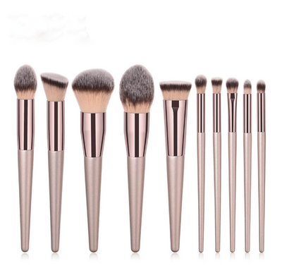 Eyeshinning Met Gala III 10 Piece Brush Set