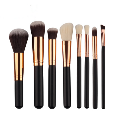 Eyeshinning Vinyl Record 8 Piece Brush Set