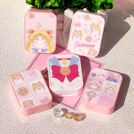 Eyeshinning SailorMoon 2-in-1 Lens Case