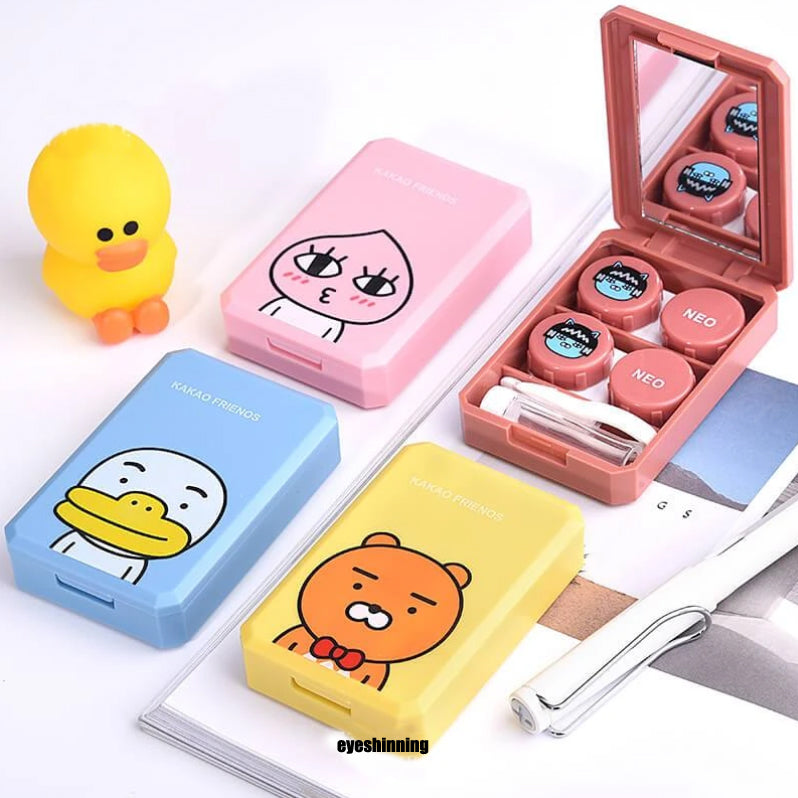 Eyeshinning Kakao Friends III 2-in-1 Lens Case