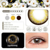 Eyeshinning Sunflower Grey Colored Contact Lenses