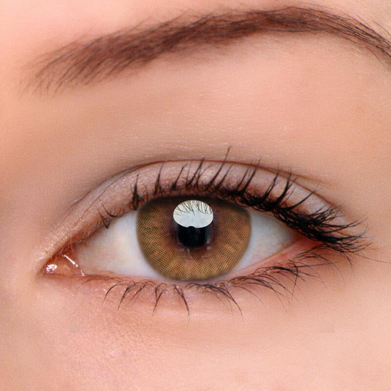 Eyeshinning Trinity Brown Colored Contact Lenses