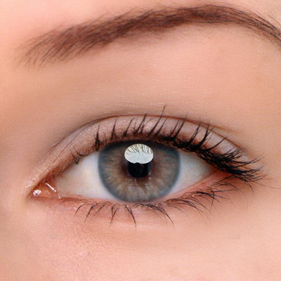 Eyeshinning Trinity Grey Colored Contact Lenses