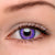 Eyeshinning Elf Purple Colored Contact Lenses