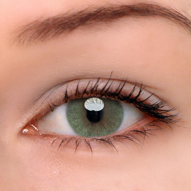 Eyeshinning HD Green Colored Contact Lenses