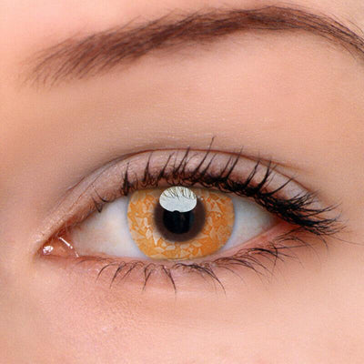 Eyeshinning Macadam Brown Colored Contact Lenses