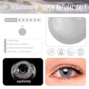 Eyeshinning Super Natural Grey Colored Contact Lenses