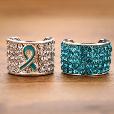 Teal Ribbon Awareness Combo