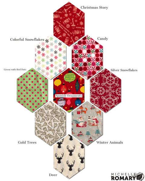 Cotton Face Mask Holiday and Winter Themed Fabric Options