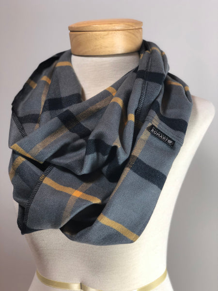Luxe Scarf - Medium Weight - Many Color Choices