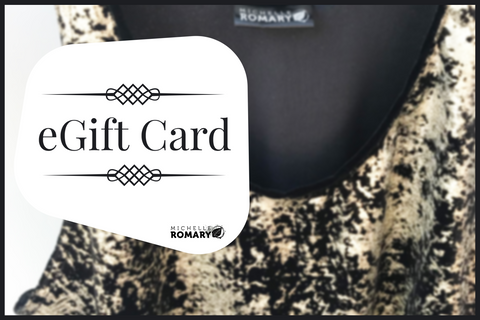 Michelle Romary Apparel eGift Card