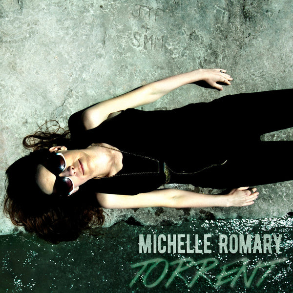 "Original Music CD ""Torrent"" Indie Pop-Rock EP on CD by Michelle Romary (2016) - Autographed"