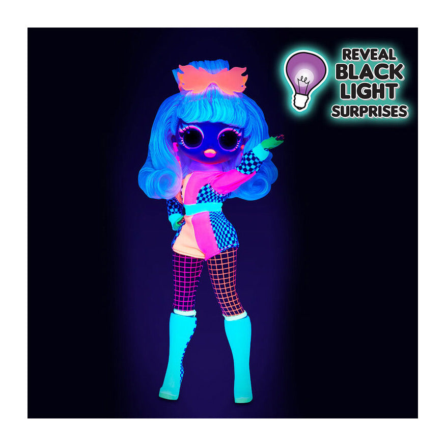 Load image into Gallery viewer, LOL Surprise OMG Lights Speedster Fashion Doll