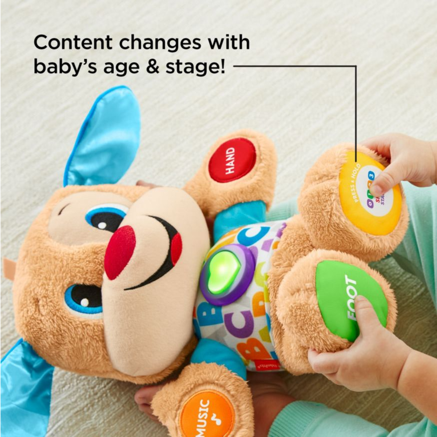 Fisher Price Laugh & Learn® Smart Stages™ Puppy
