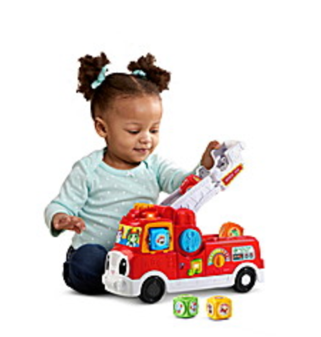 Leap Frog Tumbling Blocks Fire Truck™